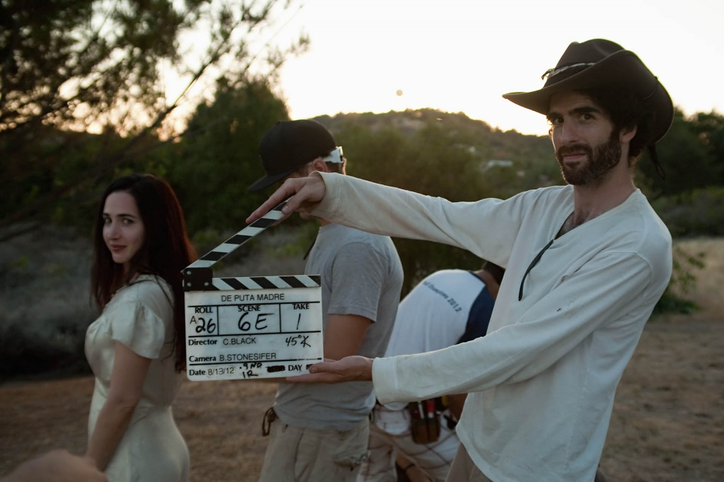 Director Catherine Black and producer Jason Stare