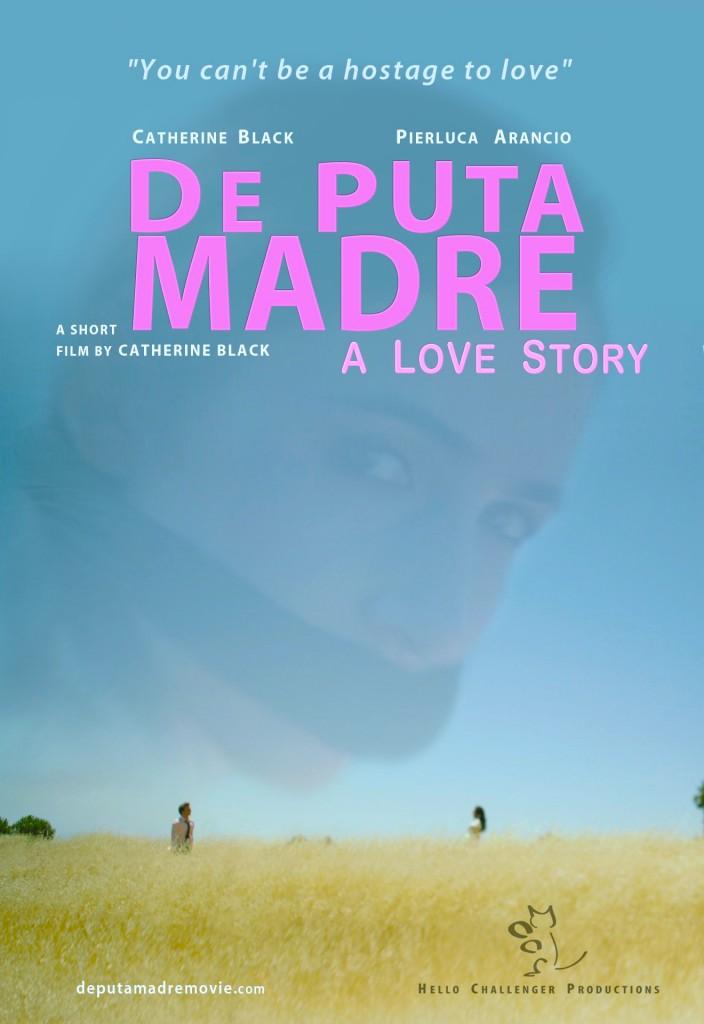 De Puta Madre A love Story Poster