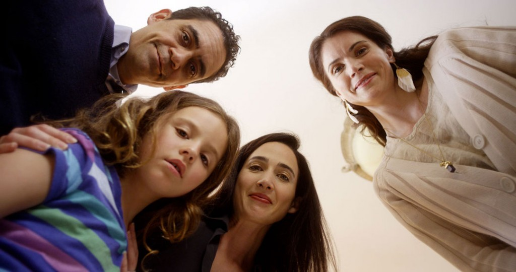 From Left to right: Jose Zuniga, Anne Bex, Catherine Black and Emma Gruttadauria in Mary Loss Of Soul