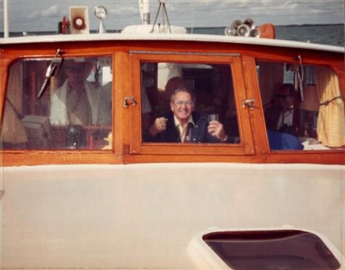 Bon Voyage Grampa