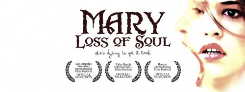 Catherine Black stars in Mary Loss of Soul