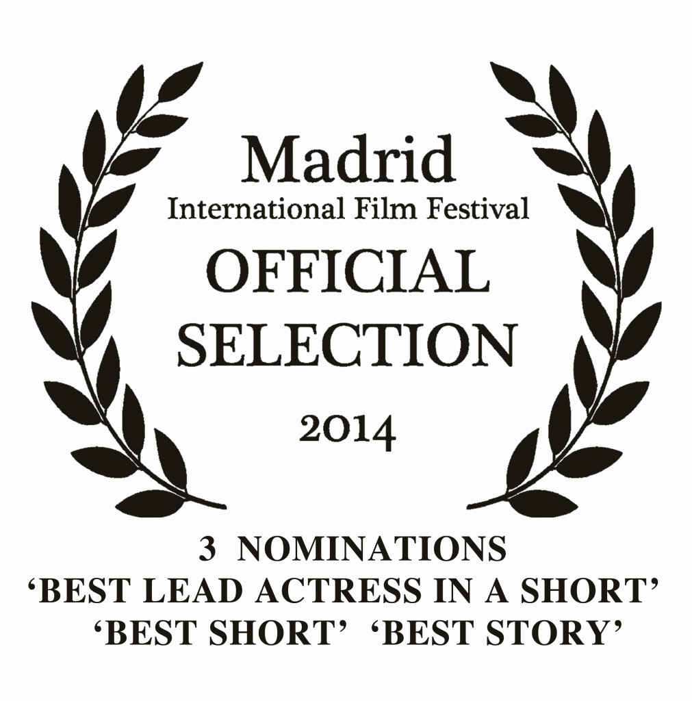 Actress/Writer/Director Catherine Black receives 3 Nominations at 2014 Madrid International Film Festival