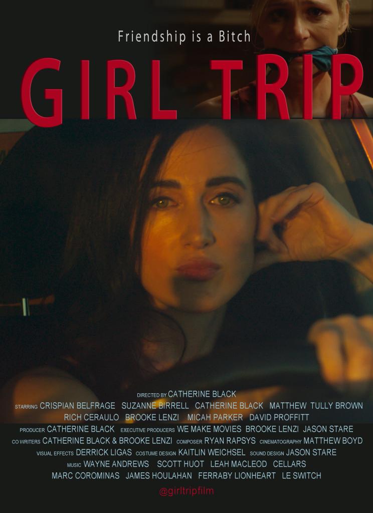 Girl Trip Poster