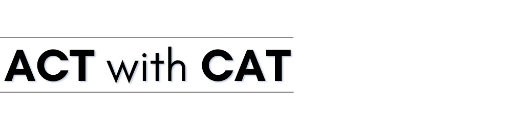 ACT with CAT-2